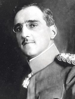 King Aleksandar I Karadjordjevic