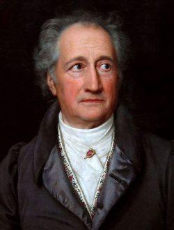Johann Wolfganf von Goethe
