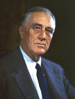Френклин Д. Рузвелт