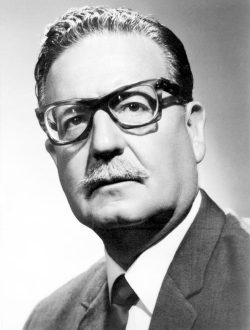 Салвадор Аљенде