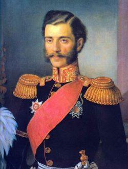Duke Mihailo Obrenovic
